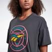 Жіноча футболка Reebok Classics Trail Cropped