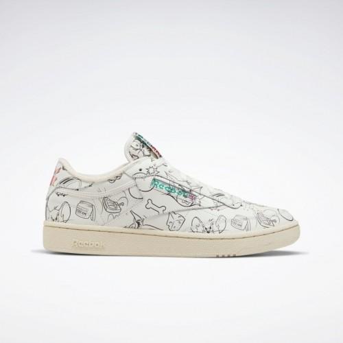 Повсякденні кросівки Reebok Club C 85 Tom & Jerry