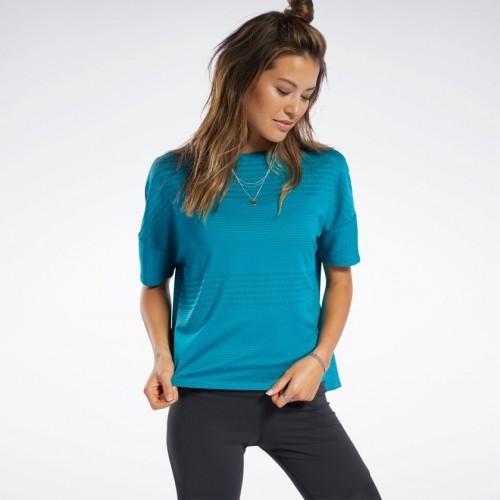 Жіноча футболка Reebok Perforated W