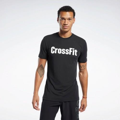 Чоловіча спортивна футболка Reebok CrossFit® Read