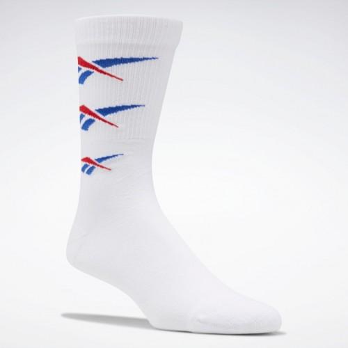 Высокие носки Reebok Classics Repeat Vector